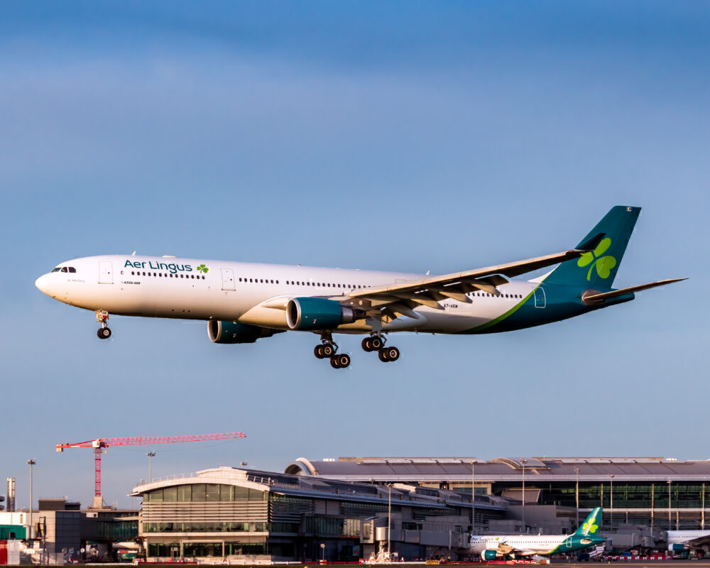 Why An Aer Lingus A330 Registered In Qatar Flew France To Ireland