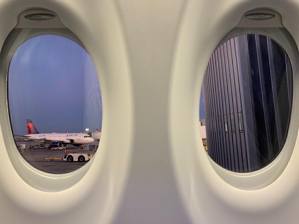 Delta windows