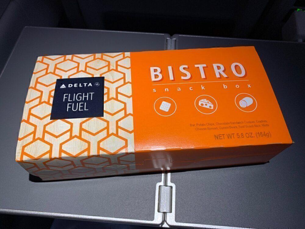 Delta snack box