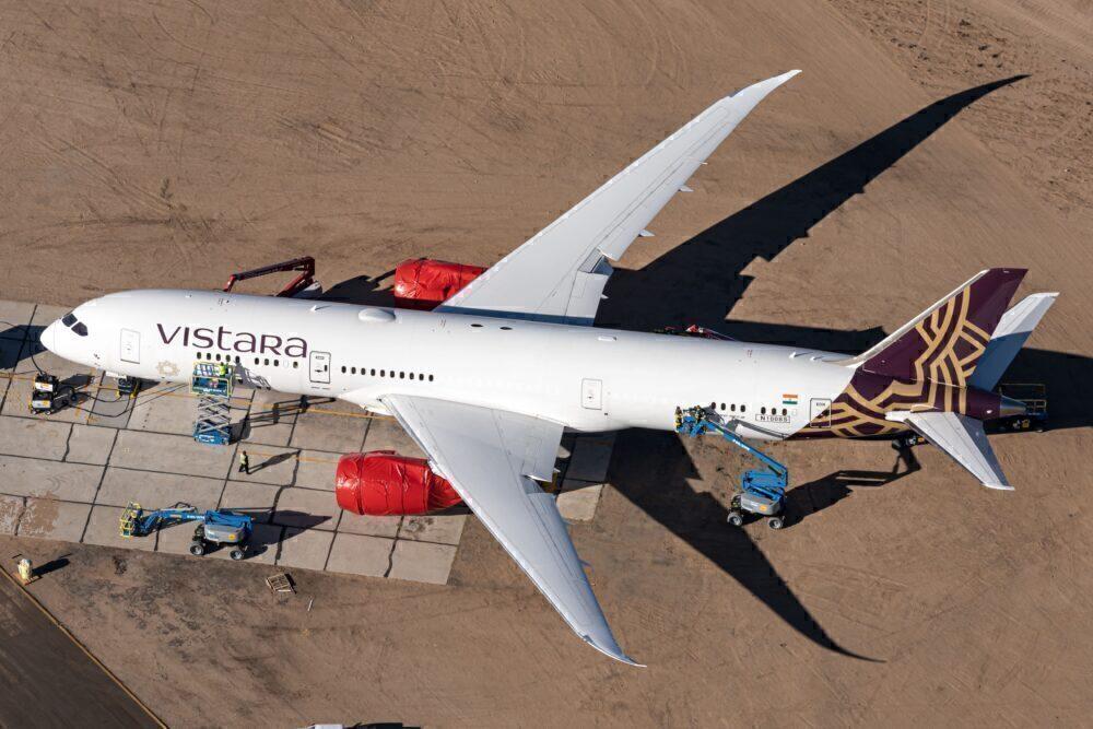 Vistara 787-9