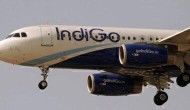 IndiGo's routes