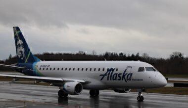 Alaska Embraer