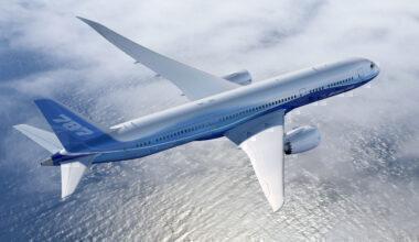 787-9 Boeing Dreamliner ArtworkK64937-01