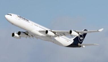 Lufthansa Airbus A340-313 D-AIFF (2)