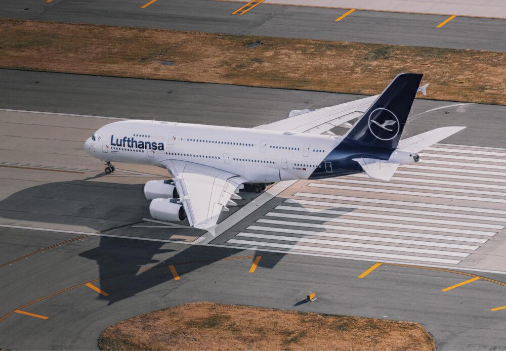 Lufthansa A380 retirement