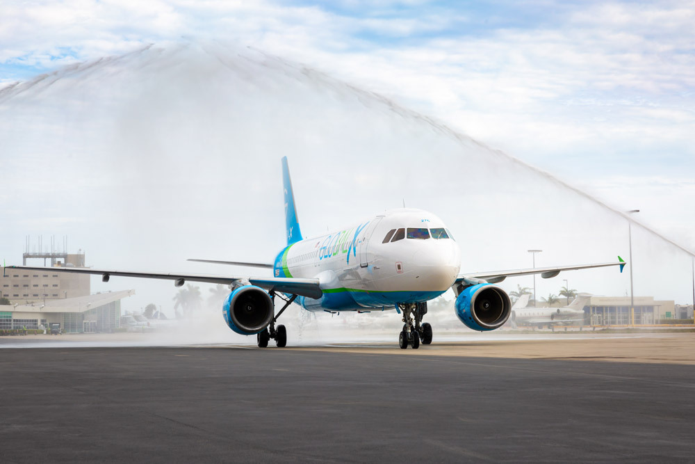 GlobalX-Airlines-First-Airbus-A321