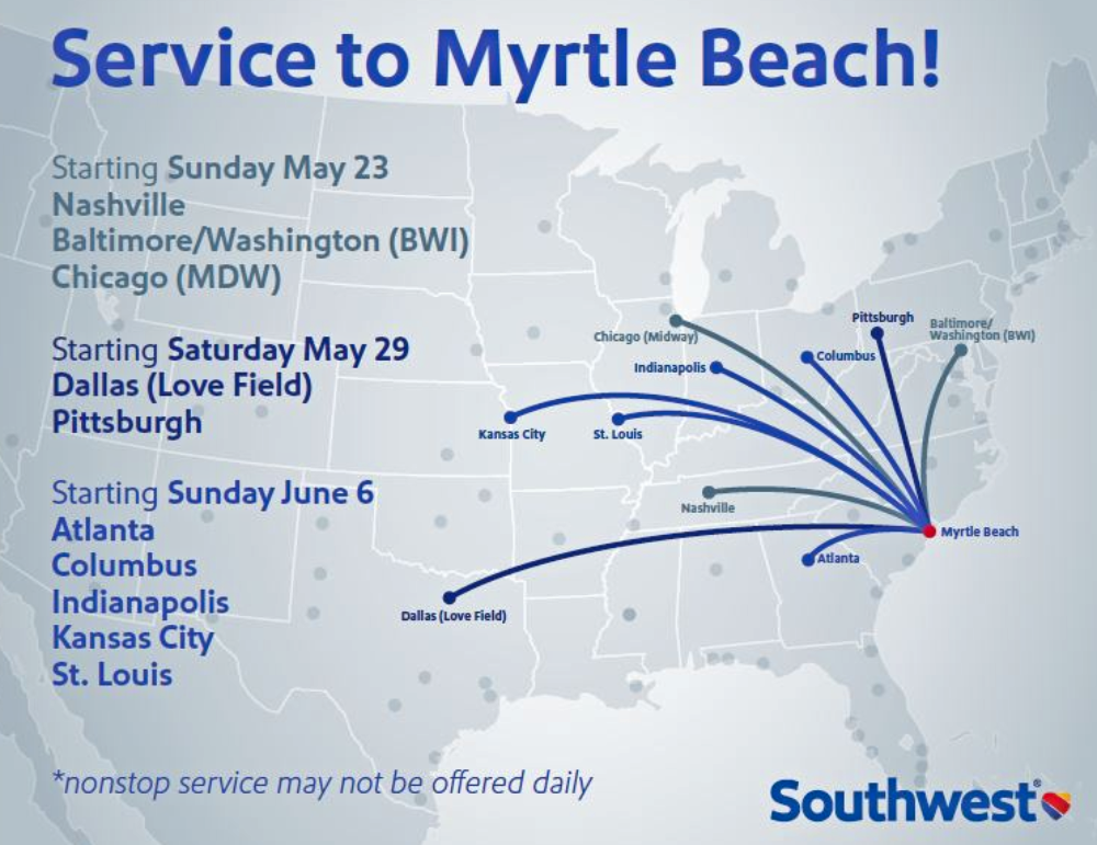 Southwest-Myrtle-Beach