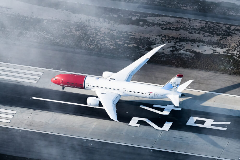 Norsk B787