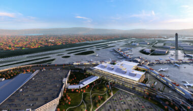 New PIT Airport