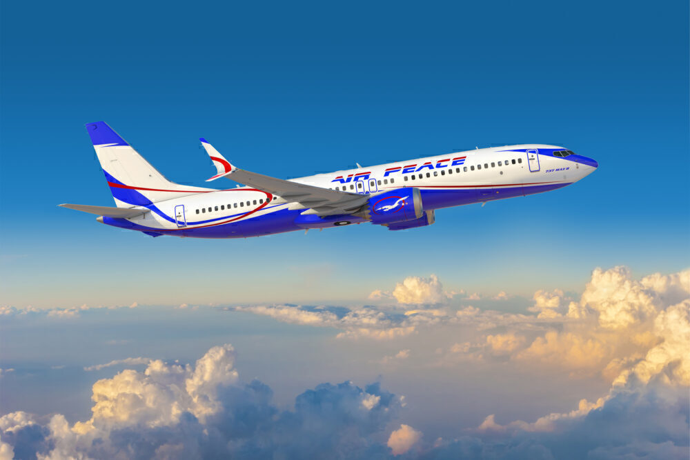 Nigeria's Air Peace Remains Committed To The Boeing 737 MAX