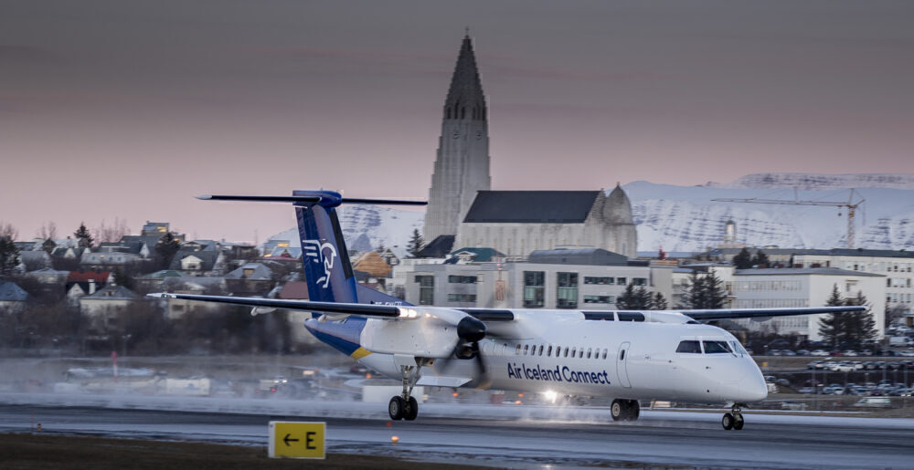 Air Iceland Connect Q400