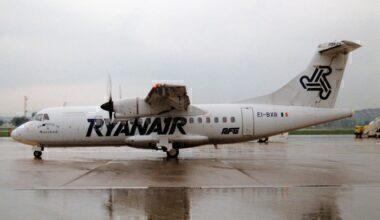 Ryanair ATR 42