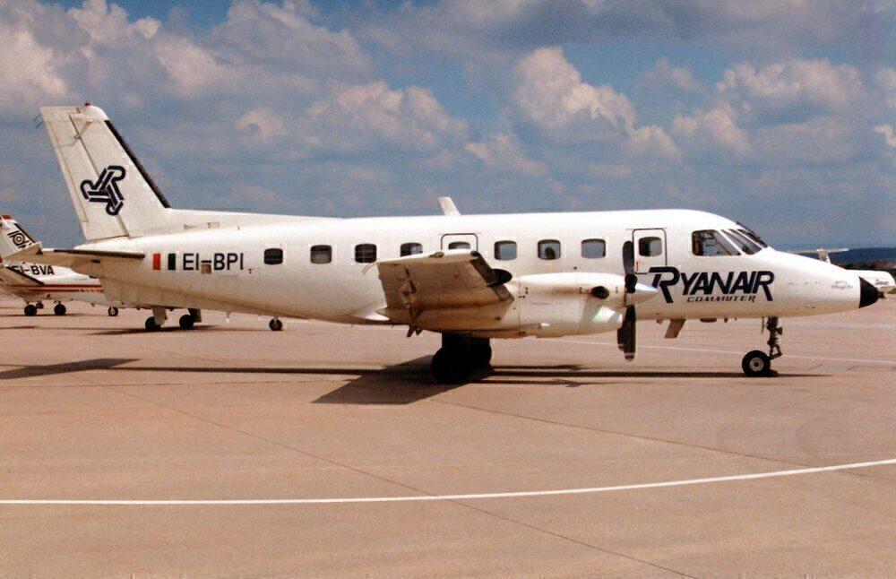Ryanair Embraer 110