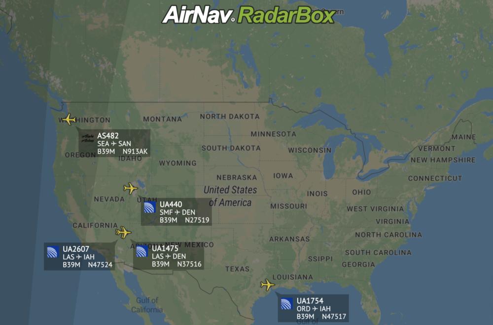 MAX Flights United