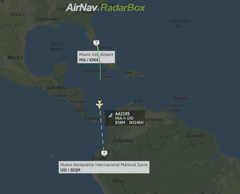 AA MAX Ecuador