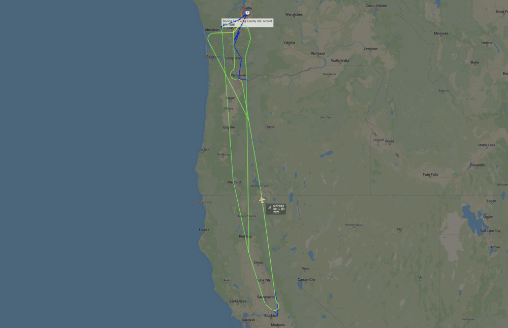 Boeing 777X Undergoes Long-Range Flight Testing