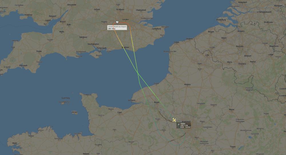 Laser Attack Forces Virgin Atlantic Boeing 787 Dreamliner Diversion