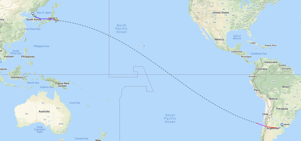 Mammoth Journey: Comlux 787 Business Jet Operates 20 Hour Flight