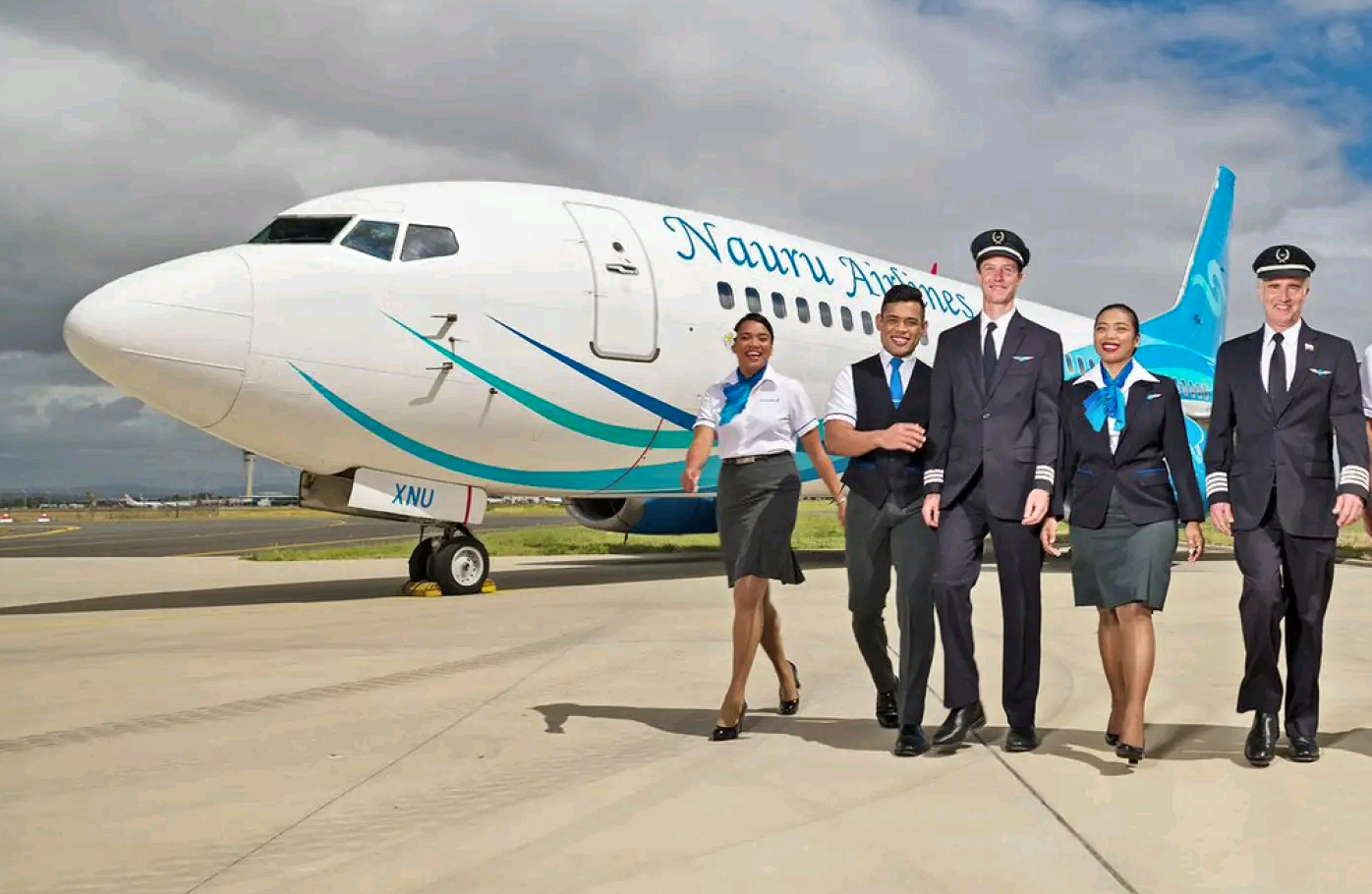 Nauru Airlines Enters New Partnership For Aircraft Cleaning