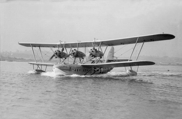 Short Calcutta Flying Boat