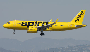 Spirit Airbus A320