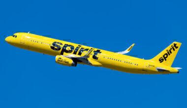 Spirit Airbus A321