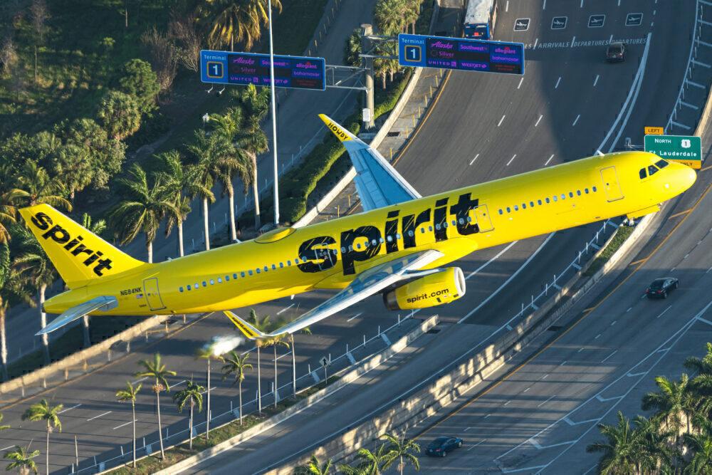 Spirit A321