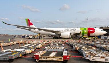 TAP Air Portugal Airbus A330-941 CS-TUQ