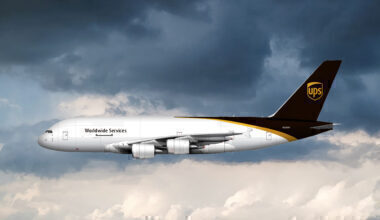 UPS A380
