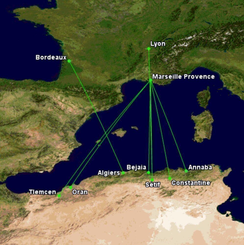 Volotea to Algeria