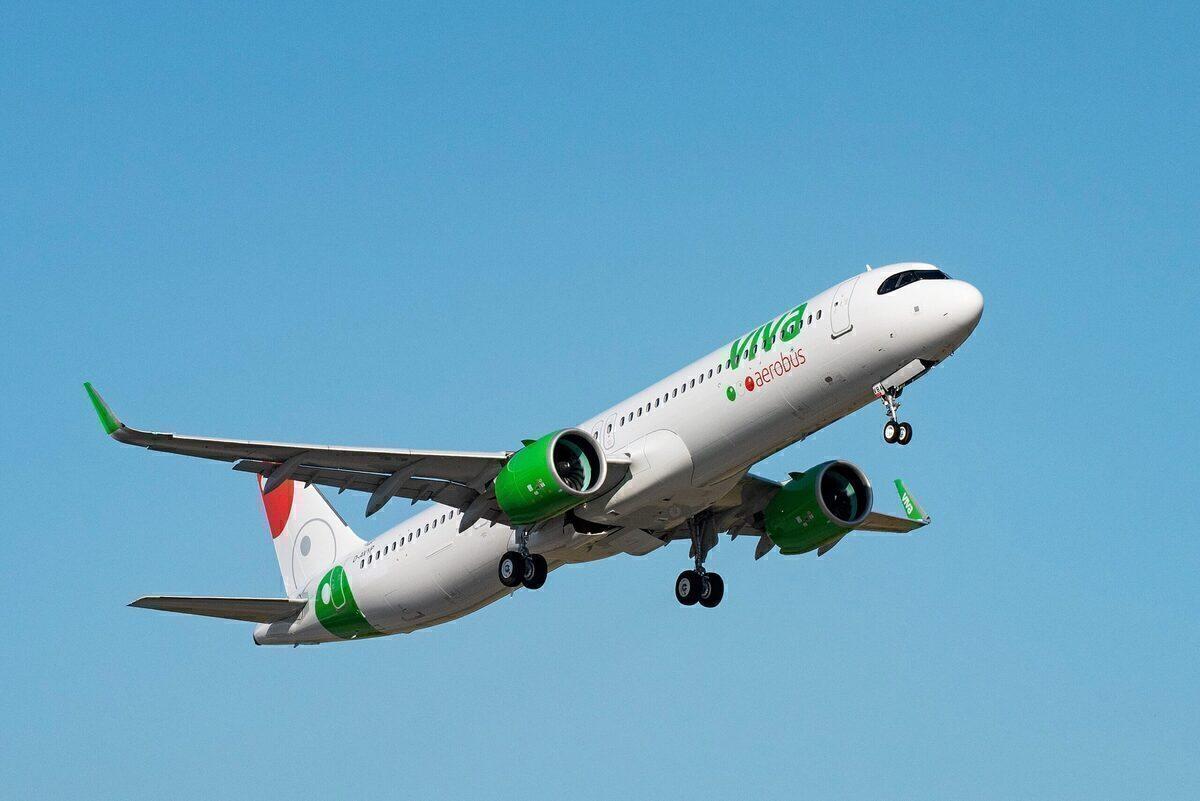 Viva Aerobus A321