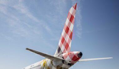 Volotea aircraft