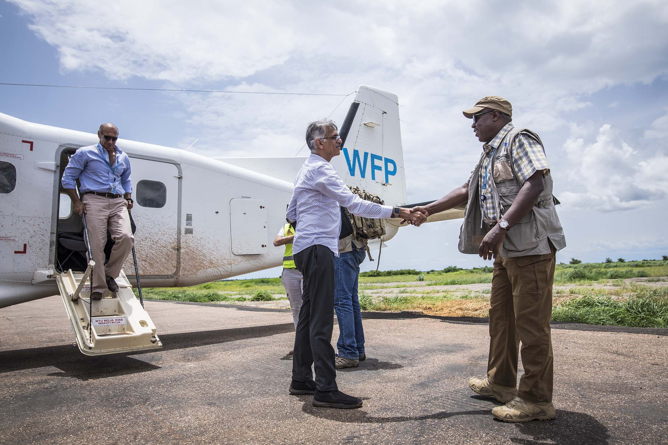 Inside The United Nations Humanitarian Air Service: Flying To Challenging Locations