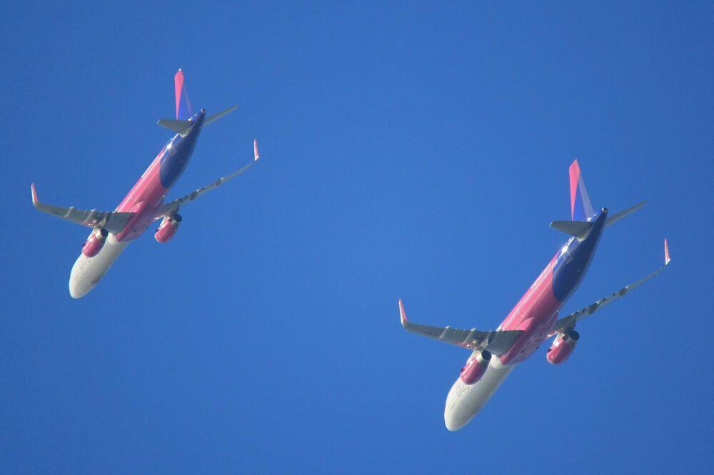 WIZZ Flyover 4