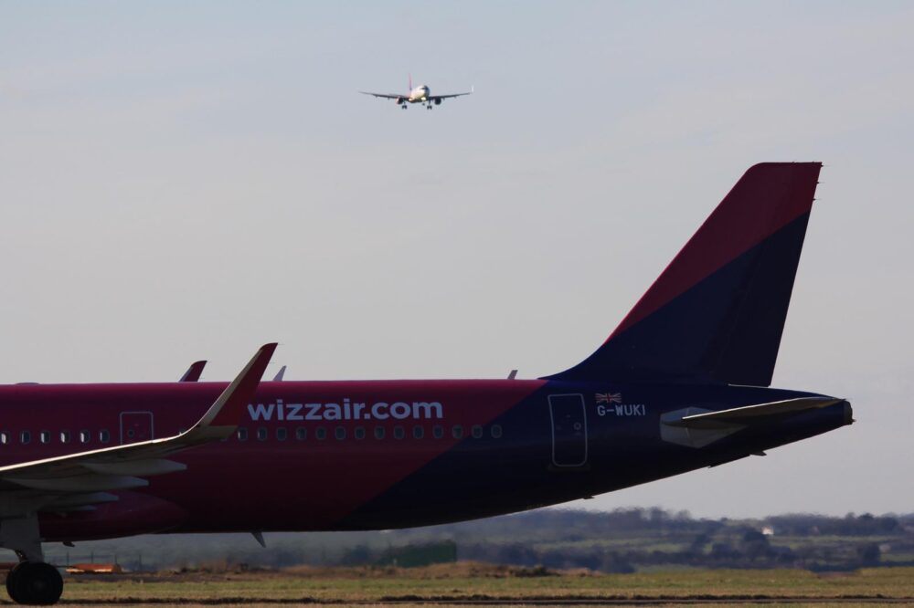 WIZZ Air Flyover