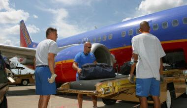 Southwest baggage