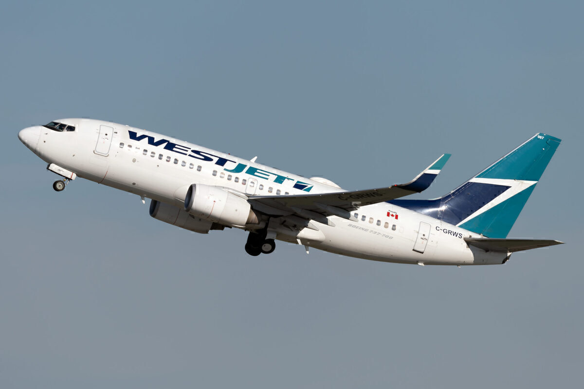 WestJet CEO Says Aviation Isn't Part Of The COVID Problem