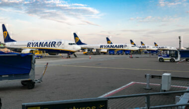 Ryanair summer routes