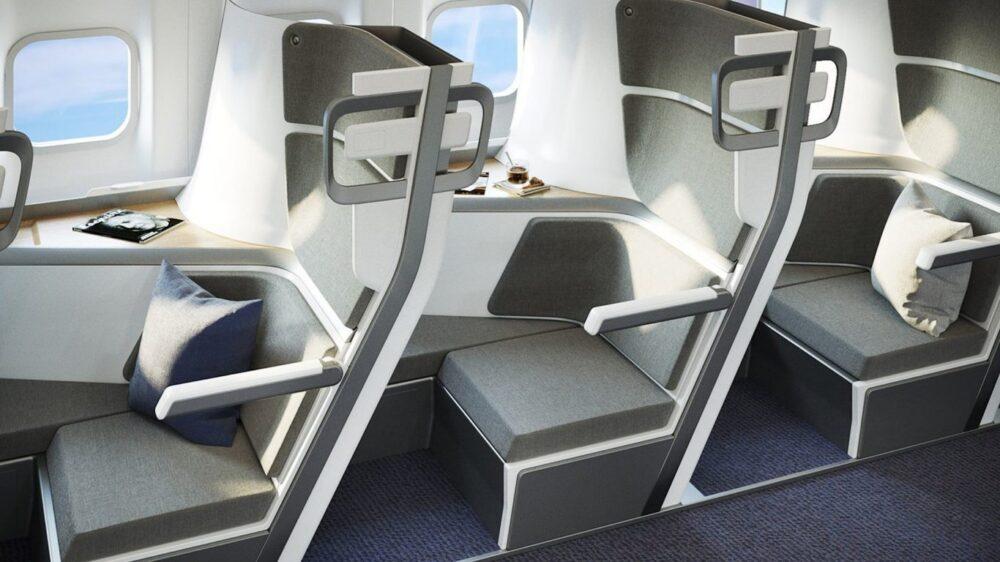 Zephyr Aerospace seat