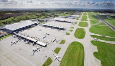 Stansted Airport, 30 Years, Terminal Building