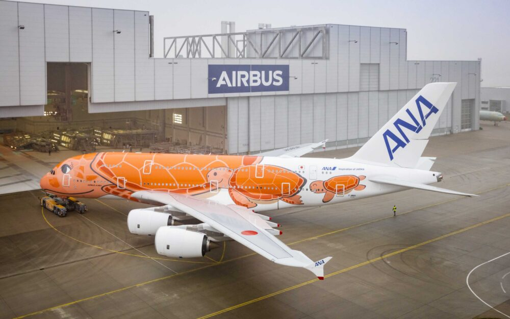 ANA 3rd A380