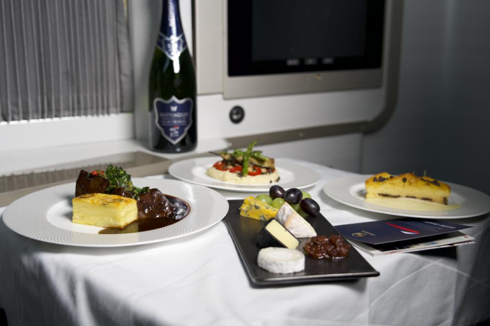 British Airways Feast Box