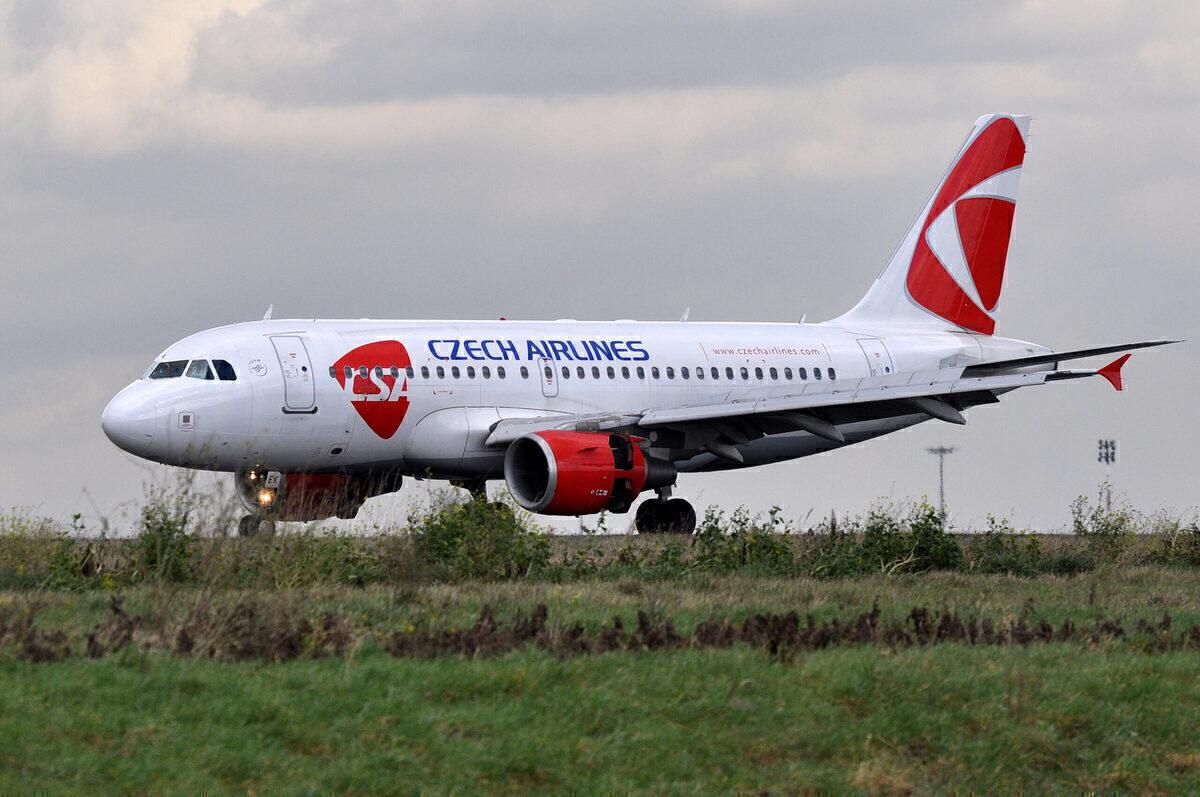CSA Airbus