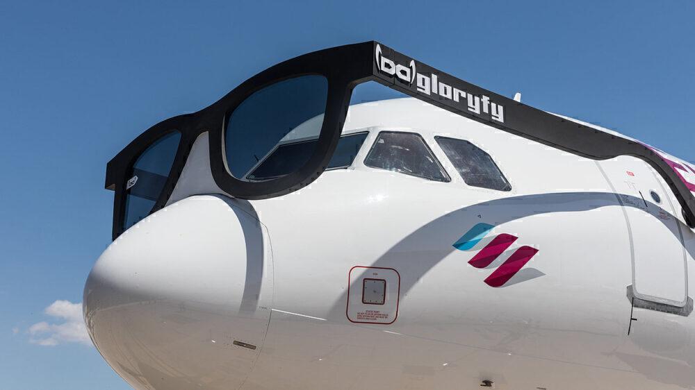 Eurowings UK leisure flights