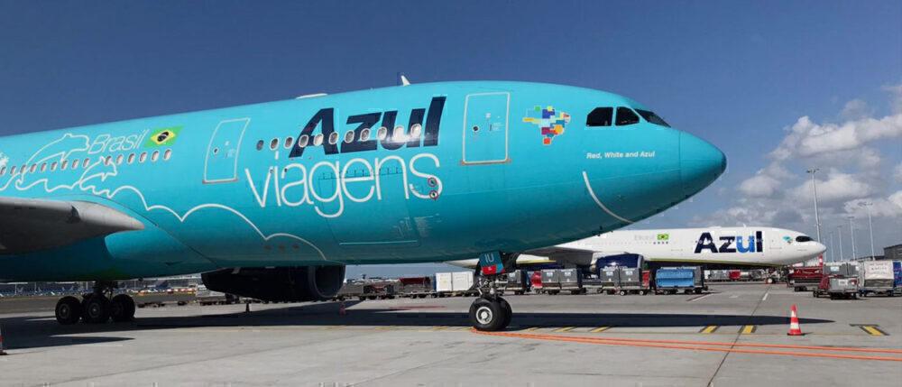 Azul Aircraft