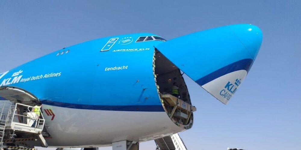 KLM cargo Martinair