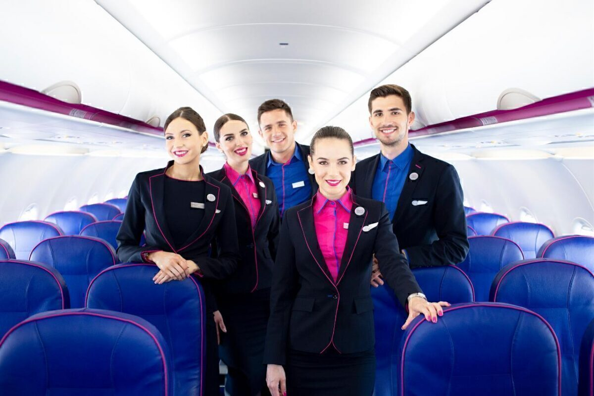 Wizz Air cabin crew