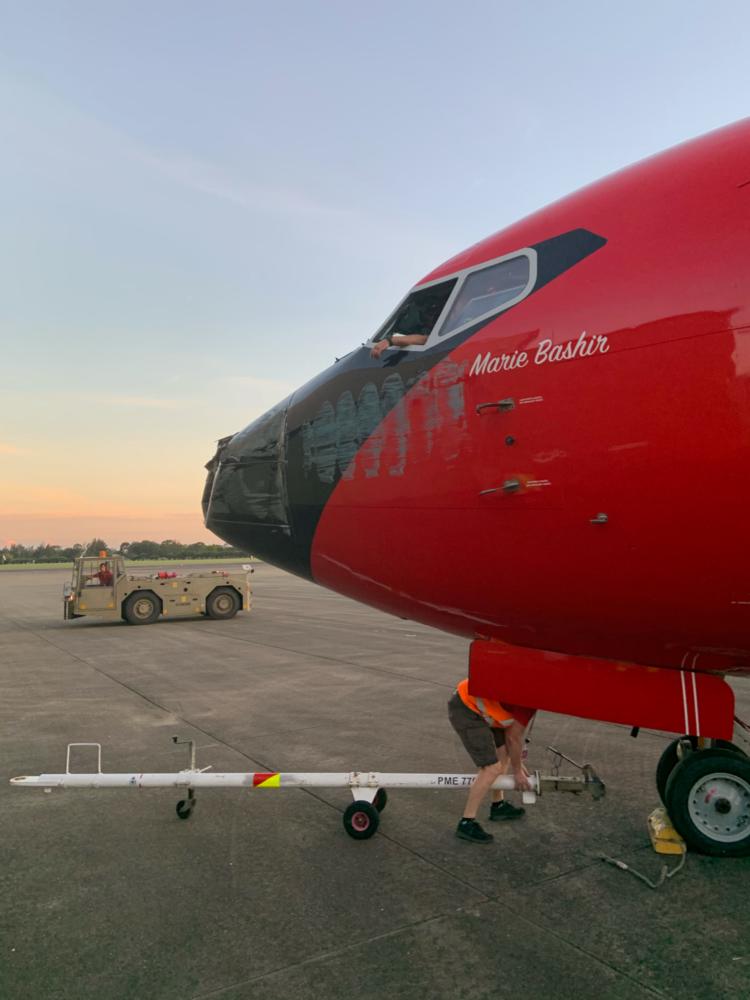 Australian-737-Hangar-Collision