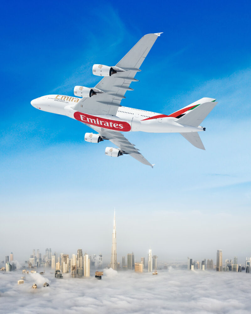 Emirates To Celebrate Vaccine Milestone With Special A380 Flight
