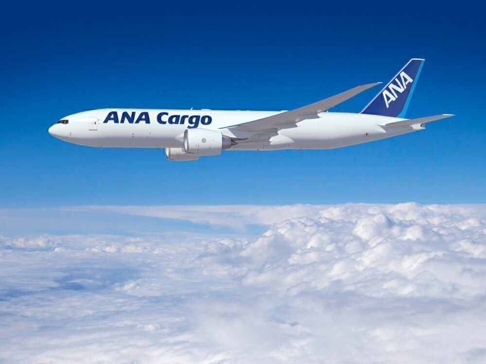 All Nippon Airways Set To Fly Cargo Boeing 777s To Los Angeles
